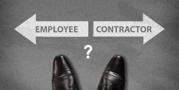 Know the Difference Between a Contractor and Employee