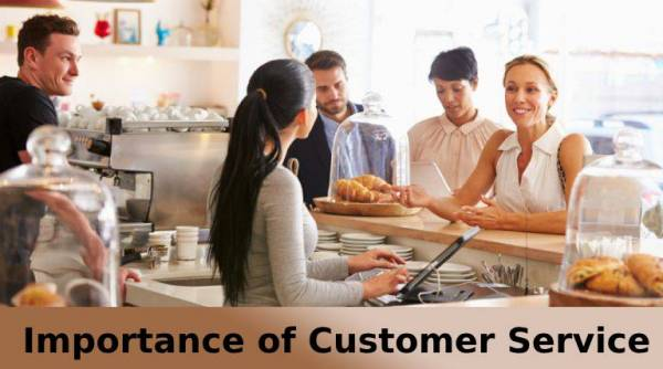 Why is customer service important for your business?